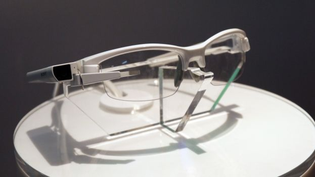 Sony SmartEyeglass-Attach