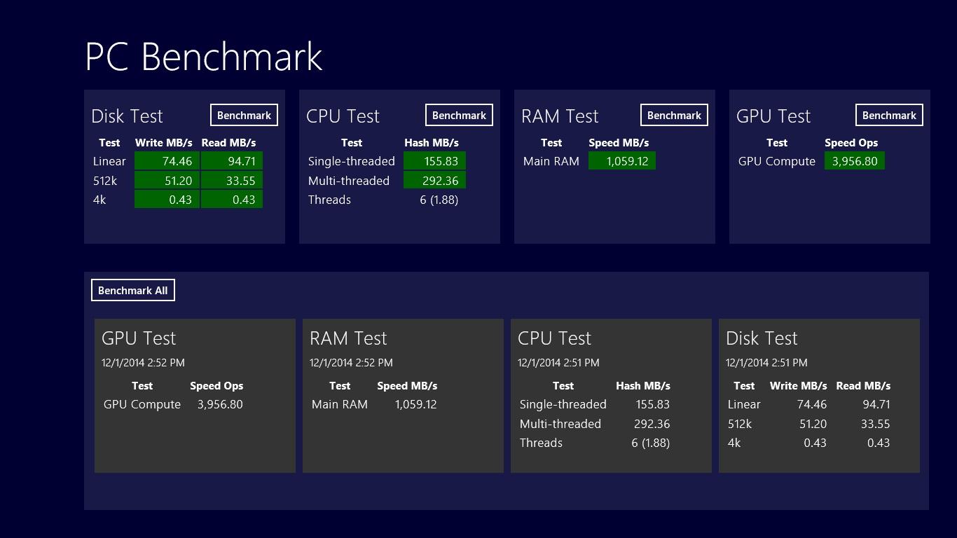 pc-benchmark